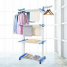 Talk-Point Mobiler Turm- Wäscheständer,
