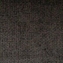 Tamariske 'Ebenholz Uni': Grau Samt Polstermöbel Sofa Kissen Flammschutzmittel Stoff Material aus loome Stoffe, Tamarisk 'Ebony Plain' : Grey, 10 x 14 cm sample