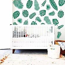 Tamengi Palmblatt-Aufkleber,