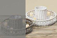 Tamia-Home 5tlg. Adventskranz Teelichthalter
