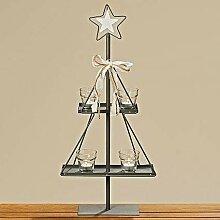Tamia-Home 5tlg. Adventskranz Weihnachtsdeko