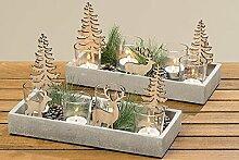 Tamia-Home Weihnachtsdeko Adventskranz