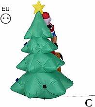 Tammy Yerkes LED Große Weihnachtsluft Aufblasbare