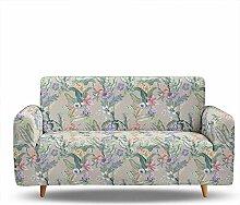 Tanboank Sofabezug 1 2 3 4 Sitzer Sofa,Blumen