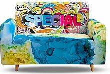 Tanboank Sofabezug 1 2 3 4 Sitzer Sofa
