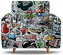 Tanboank Sofabezug 1 2 3 4 Sitzer Sofa Graues
