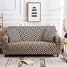 Tanboank Sofabezug 1 2 3 4 Sitzer Sofa,Modern