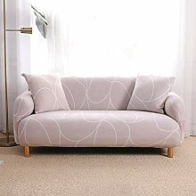 Tanboank Sofabezug 1 2 3 4 Sitzer Sofa, Modern