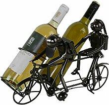 Tandem Fahrrad Flaschenhalter Metall