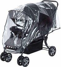 Tandem-Kinderwagen Teamy Schwarz 1151666000 -