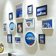 TANG CHAO Bilderrahmen Foto Wand Bilderrahmen