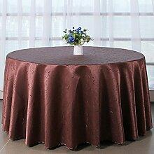 Tang Moine Wolken Jacquard Heimtextilien Polyester Tischdecken Tischdecken,140cm*180cm