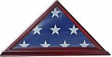 TANGGOOD 4 'X 6' Flag Vitrine Flag