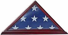 TANGHAA 4 'X 6' Flag Vitrine Flag