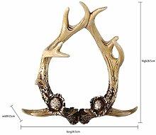 TANGIST Einzigartiges Dekor Harz-Fertigkeit Deer