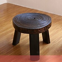 TangMengYun Japanisch Personalisierte Kinderhocker Hocker Sofa Hocker Couchtisch Paulownia Holz ( größe : A )