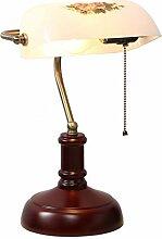 TangMengYun Vintage Tischlampe Schlafzimmer
