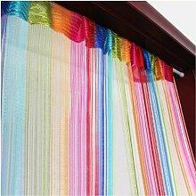 Tangpan 6 Farben bunte Tür- und Fensterpaneele,