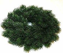 Tannenkranz - D25cm - Grün - Weihnachtskranz - Dekoration