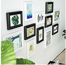 Tao 12 Bilderrahmen Collage, Wandbehang