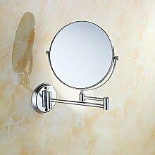 Tao Badezimmer Spiegel 3X / 1X Vergrößerung
