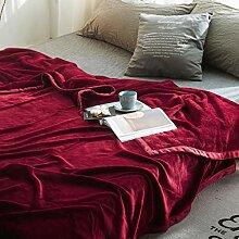 Tao Europäische minimalistische Decke warme
