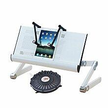 Tao Faltbarer Computer Schreibtisch mit Schublade,
