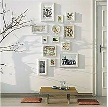 Tao Fotogalerie für 13 Bilder, Holz Bilderrahmen