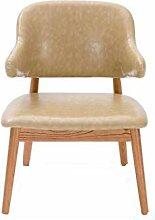 Tao Massivholz Stuhl Esszimmerstuhl mit Armlehnen