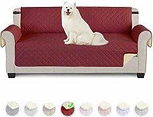 TAOCOCO Sofabezüge Schonbezug für Hunde 3 Sitzer