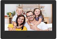 TAOtTAO 7 Zoll HD LCD Digitaler Fotorahmen mit