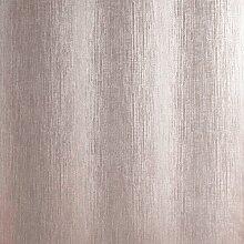 Tapete 10,05 m x 53 cm Muriva Farbe: Rosagold