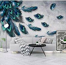 Tapete 3D Decke Kunstdruck Wandbild Poster Design