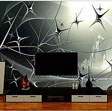 Tapete 3D Decke Kunstdruck Wandplakat Design Bunte