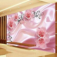 Tapete 3D Foto Wandgemälde Moderne Wohnzimmer