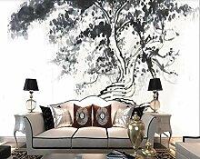 Tapete 3D Fototapete Großer Baum Der Chinesischen