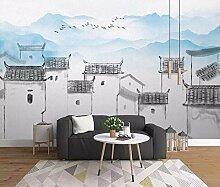 Tapete 3D Fototapete Neue Chinesische Art Für Den
