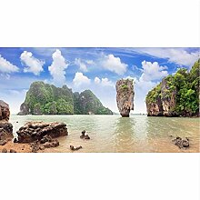 Tapete 3d für Raum Phuket, Thailand fertigte