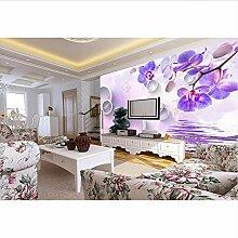 Tapete 3d für Raum Wohnzimmer