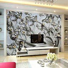 Tapete 3D für Wände Hauptverbesserung moderne