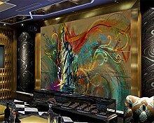 Tapete 3d Pop Graffiti Göttin Schlafzimmer