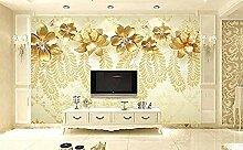 Tapete 3D Wandbild für Wohn- und Schlafzimmer
