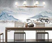 Tapete 3D Wandbilder Chinesische Art