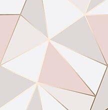"""Tapete """"Apex"""" mit geometrischem Muster von"""