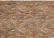 Tapete Backstein 2,54 m x 368 cm Komar