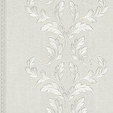 Tapete Beige Ornamental für Schlafzimmer oder