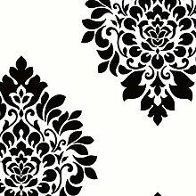 Tapete Black & White aus Canada Barock