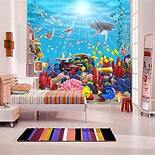 Tapete Bodenbelag Kind Foto Wandbilder für TV