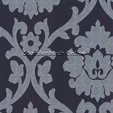 Tapete Brocante Barock Design auf Vlies