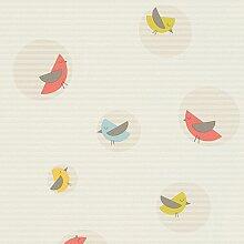 Tapete Bubble Birds 1005 cm L x 53 cm B Esprit